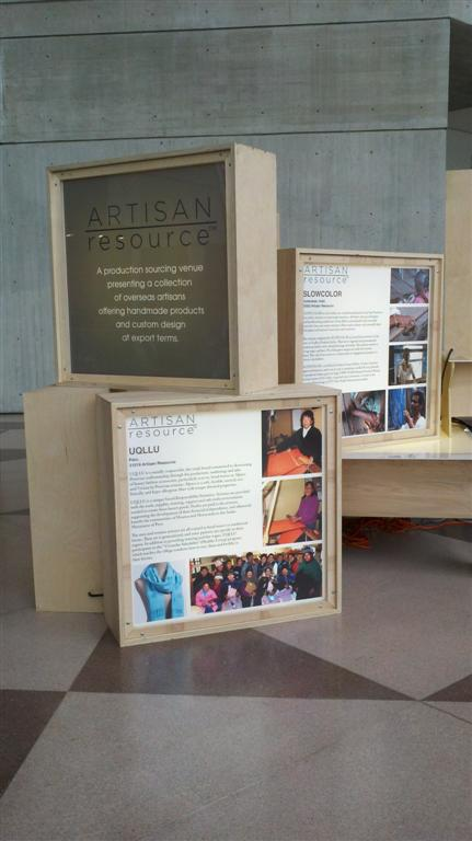Artisan Resource signage